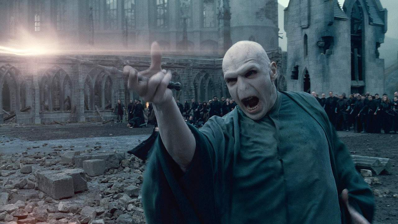 Screenshot del Film Harry Potter 8: i Doni della Morte - Parte 2