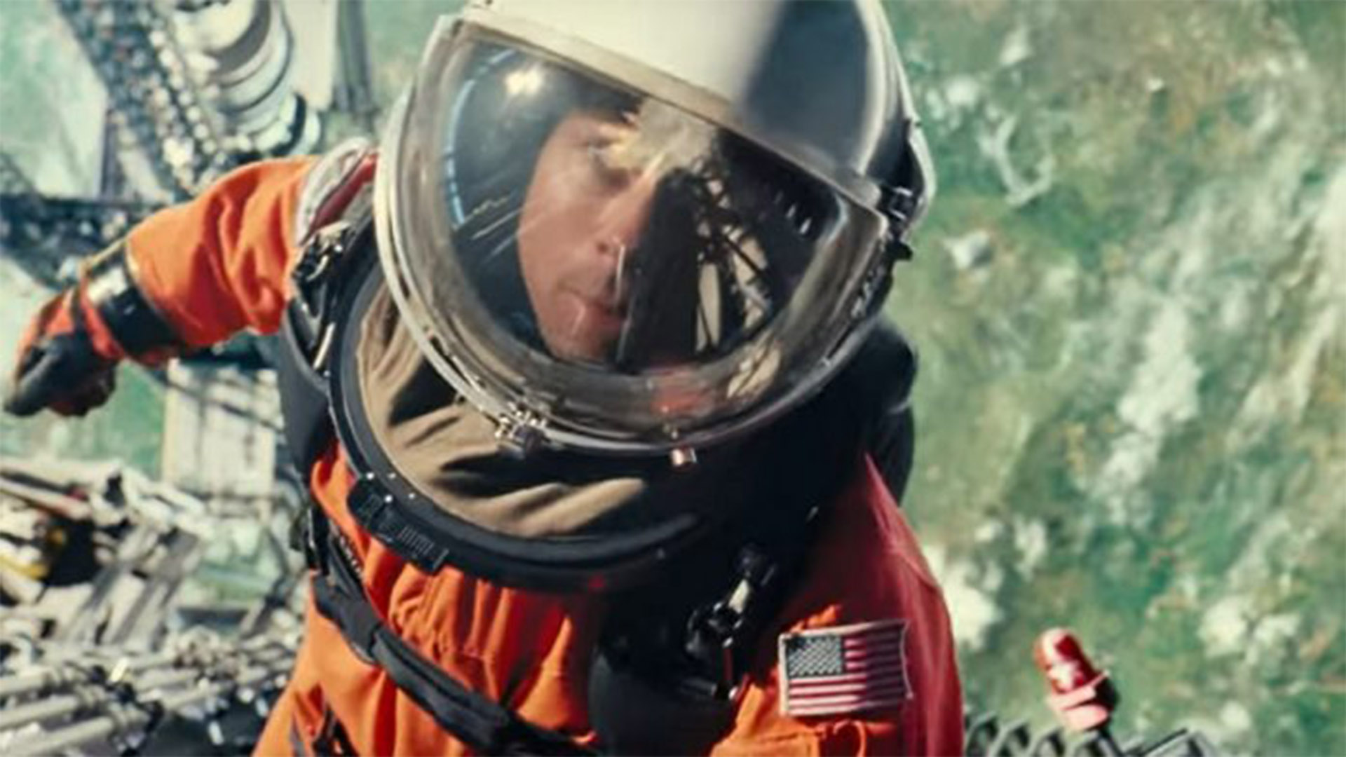 Screenshot del Film Ad Astra