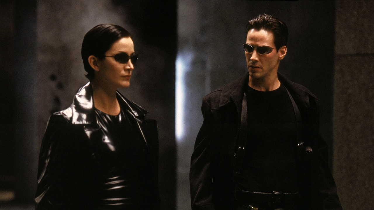 Screenshot del Film Matrix 1